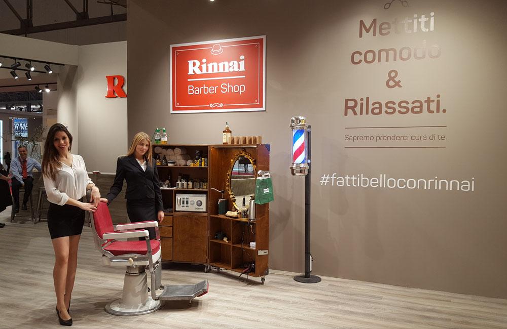 Rinnai - MCE