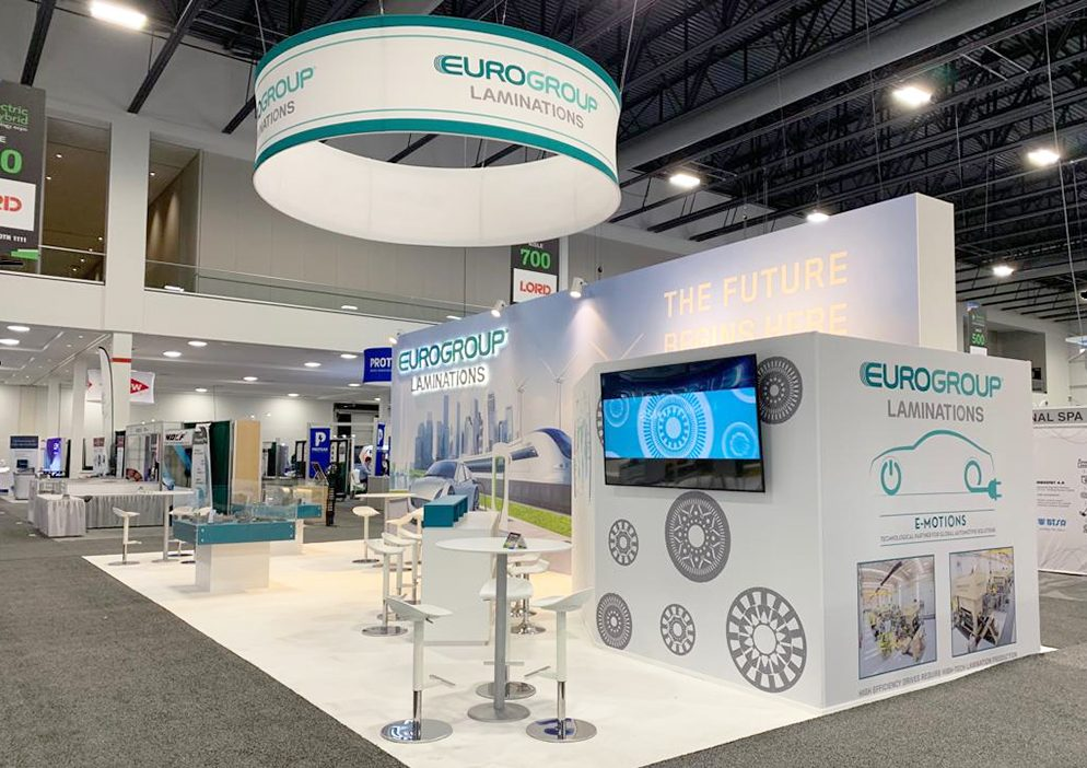 Eurogroup - The Battery Show