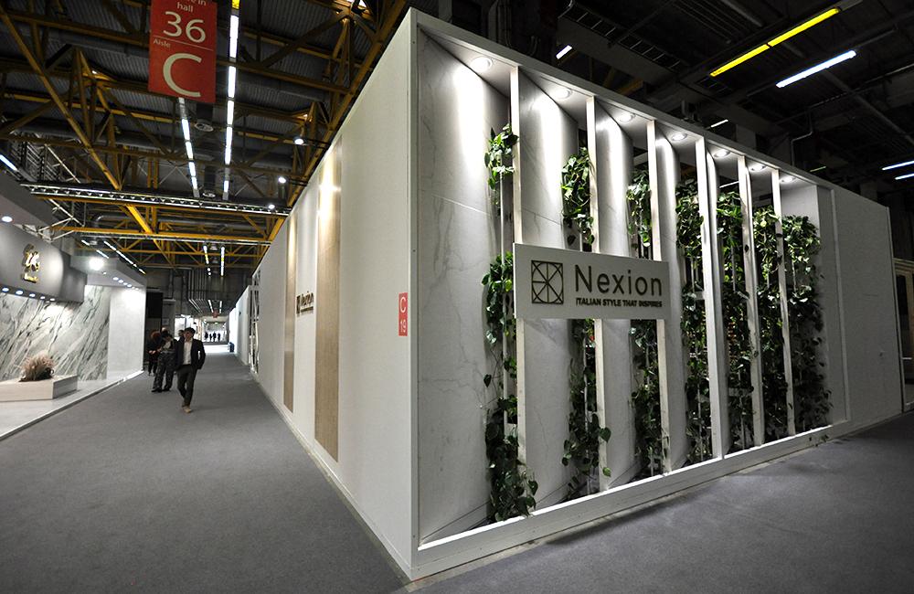 Nexion - Cersaie