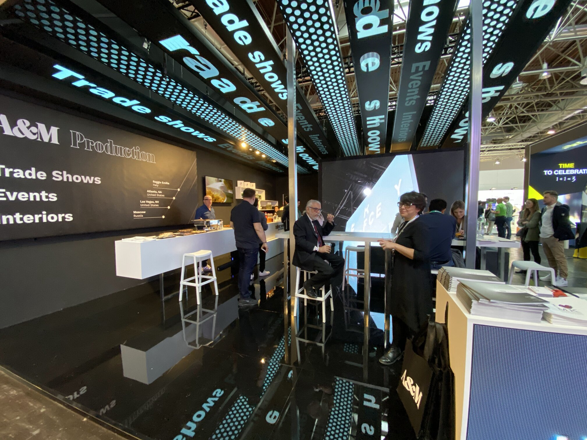 A&M Production - Euroshop